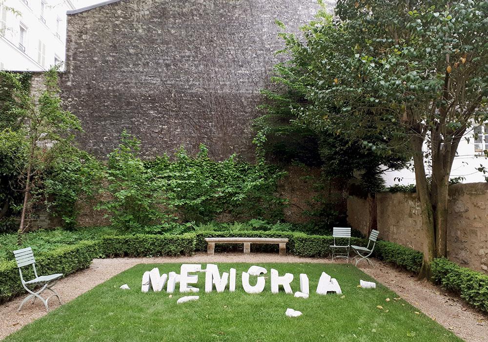 MEMORIA, 2019